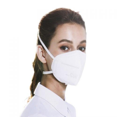 Chaomei KN95 Protective Respirator-headwear