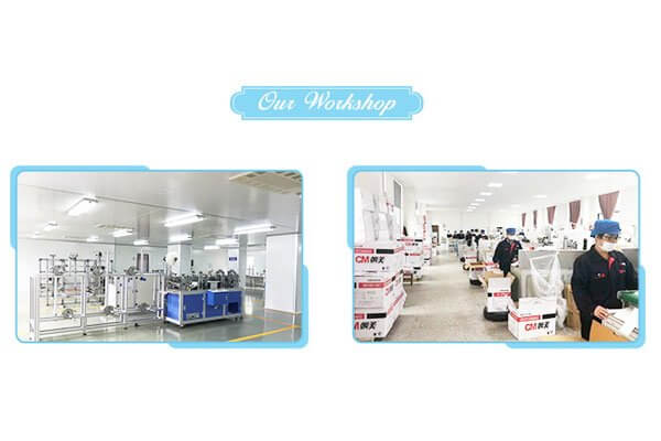Chaomei company-our workshop