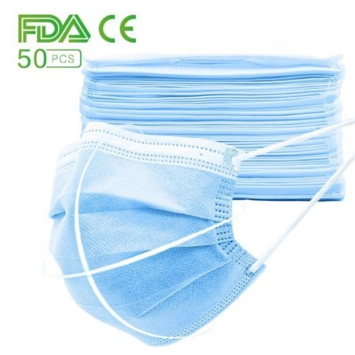 Disposable Surgical Face Mask-certificate a 1